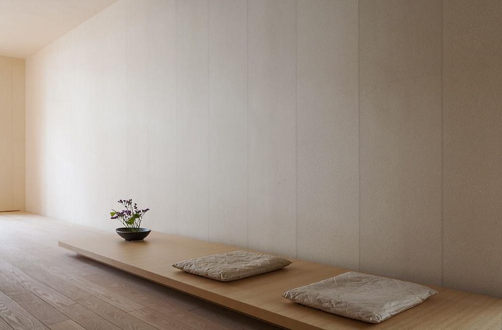 Yoga için ev tasarımı fikirleri