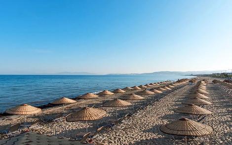 Kuşadası Davutlar Sevgi Plajı