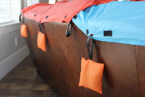 3 Anchor Weights (Orange)