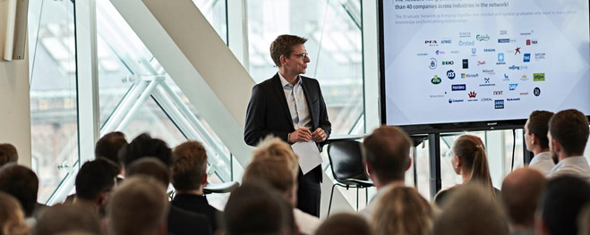 Keynote from 'Next Generation Leadership' Event
