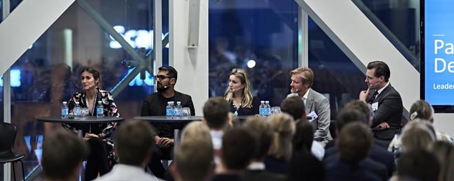 Panel Debate from 'Next Generation Leadership' Event
