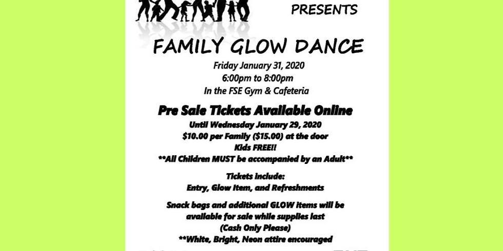 Family Glow Dance