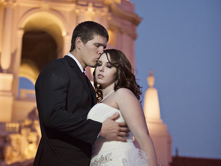 Pasadena Wedding Photoshoot