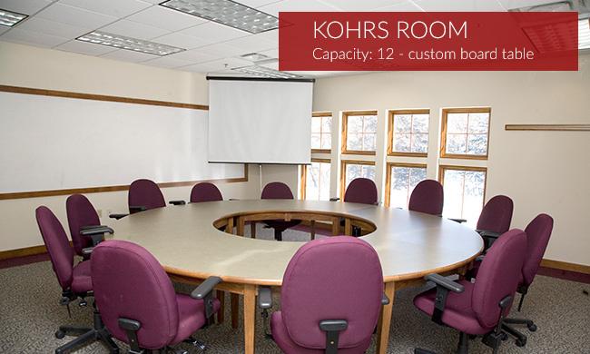 Kohrs Meeting Room