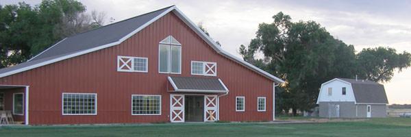 The Buckley Retreat Center is located at Sullivan Hills Camp, near Lodgepole, Nebraska.