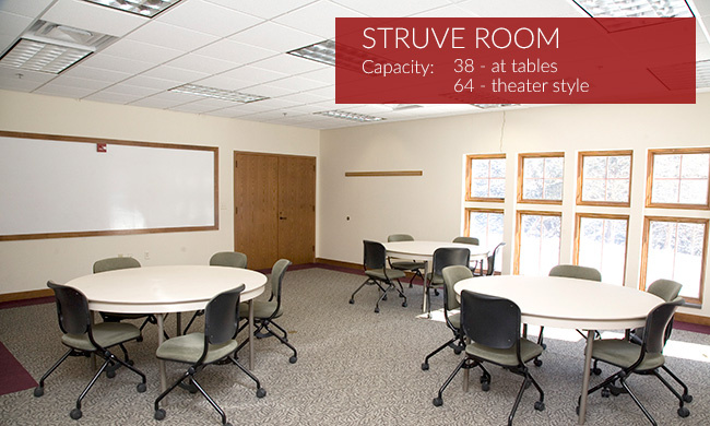 Struve Meeting Room