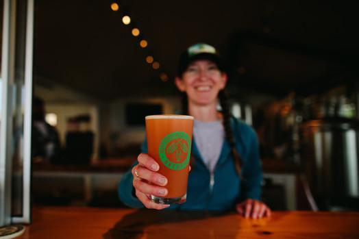 Leslie Swan - Waterman's Beach Brewery