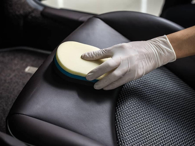 SEAT & UPHOLSTERY DRY CLEANING
