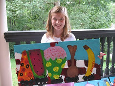 Paint and Art Classes for children, ages 5 and up