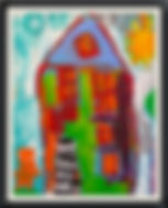 The Painted House logo