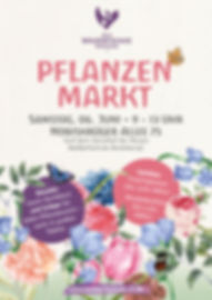 200310-Waldorfschule-Pflanzenmart-Plakat