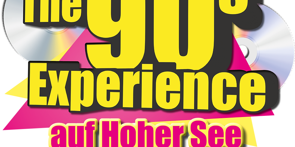 The 90s Experience - Das Partyschiff Frankfurt - After Work Special - 16.08.2019
