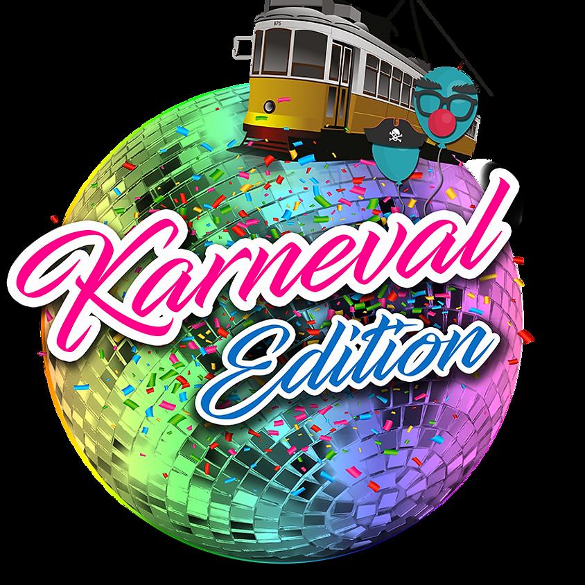 Karneval Edition Partybahn 02.03.2019