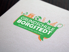 Grundschule Borgstedt Corporate Design
