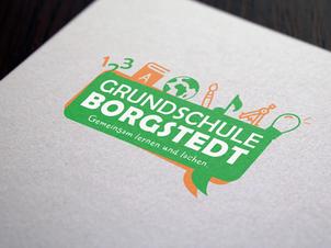 Grundschule Borgstedt Corporate Design