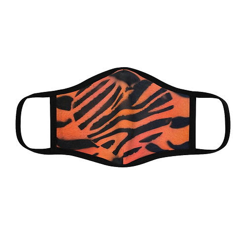 Tigerzebra Face Mask