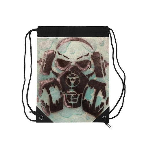 Toxic Drawstring Bag