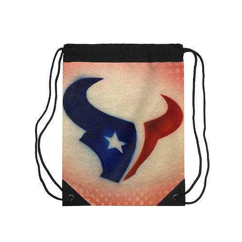 Texans Drawstring Bag