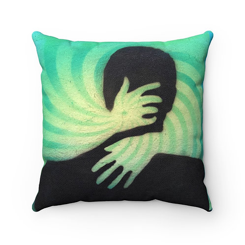 Voodoo Square Pillow
