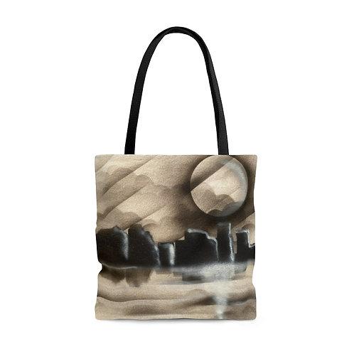 Nightscape Tote Bag