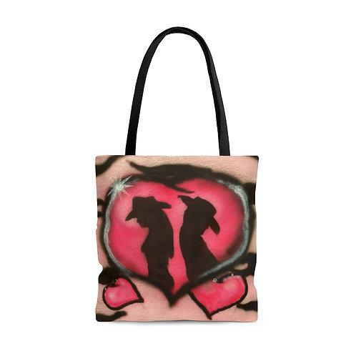 Rodeo Love Tote Bag