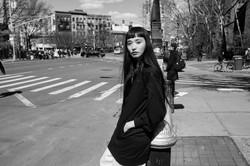 GU TRAVEL with Mannami Yuka in NY