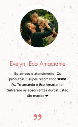 Evelyn, EcoAmaciante