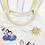 Thumbnail: Camiseta de algodão orgânico - Mayaru