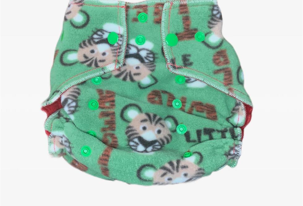 Capa de Microsoft - Tigre Verde