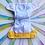 Thumbnail: Fralda de bolso - Happy Flute