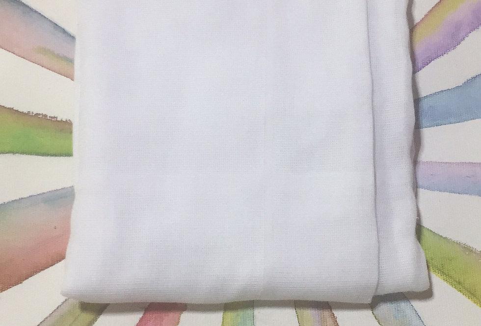 2 Fraldas de algodão -