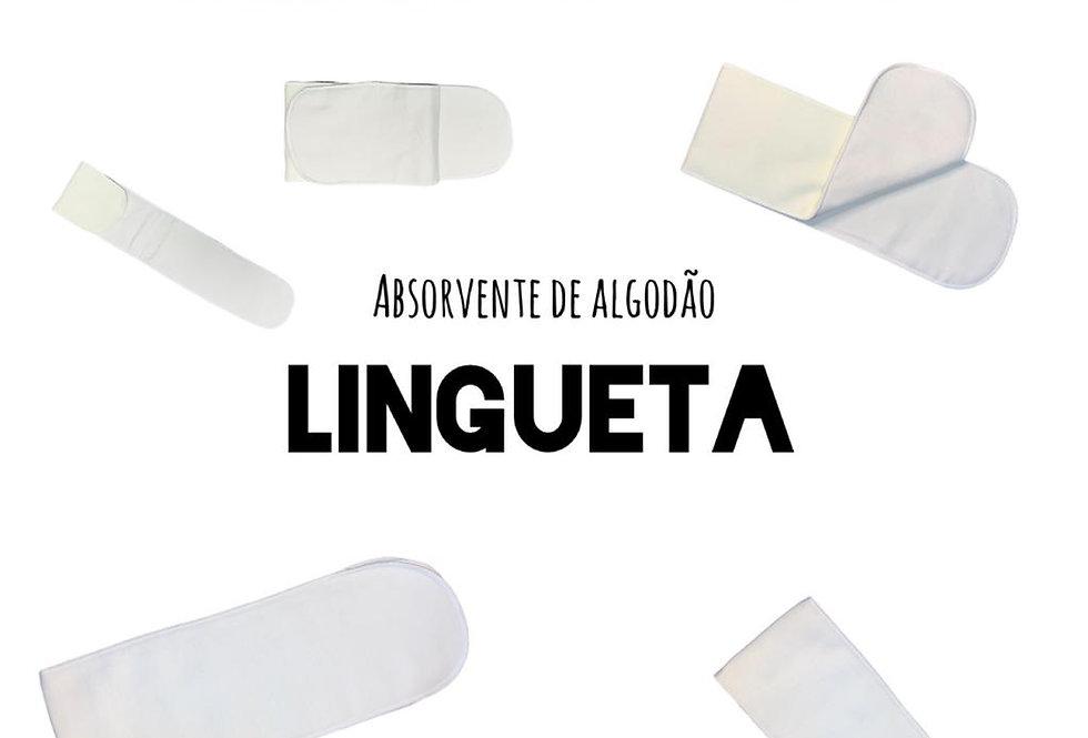 Kit 10 linguetas