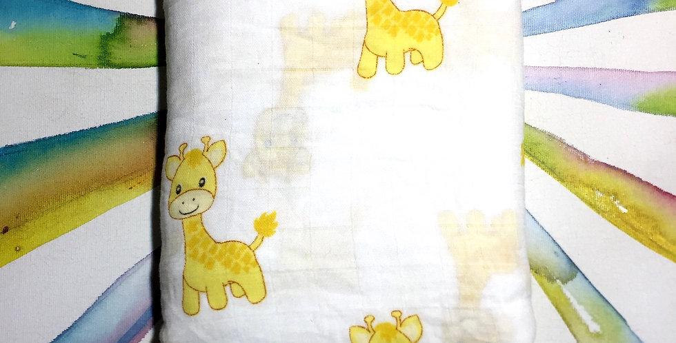 Cobertor de Musseline - Liz