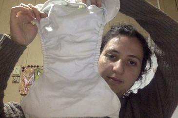 Como lavar fraldas de pano? E tirar manchas! Super simples! ;)