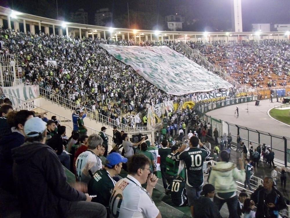 Futbol in Sao Paulo