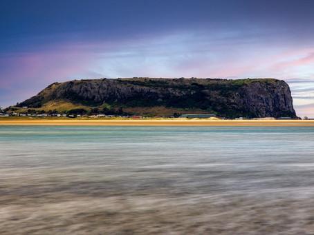 Panoramic Views at Sawyer Bay, Stanley, Tasmania