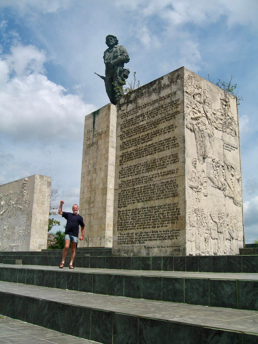 History with Che Guevara Santa Clara in Cuba