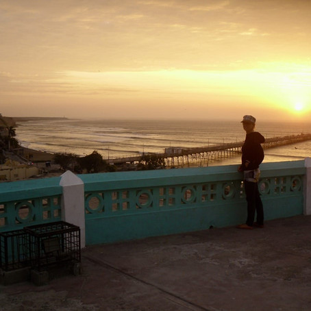 The Land Of Long Lefts In Peru