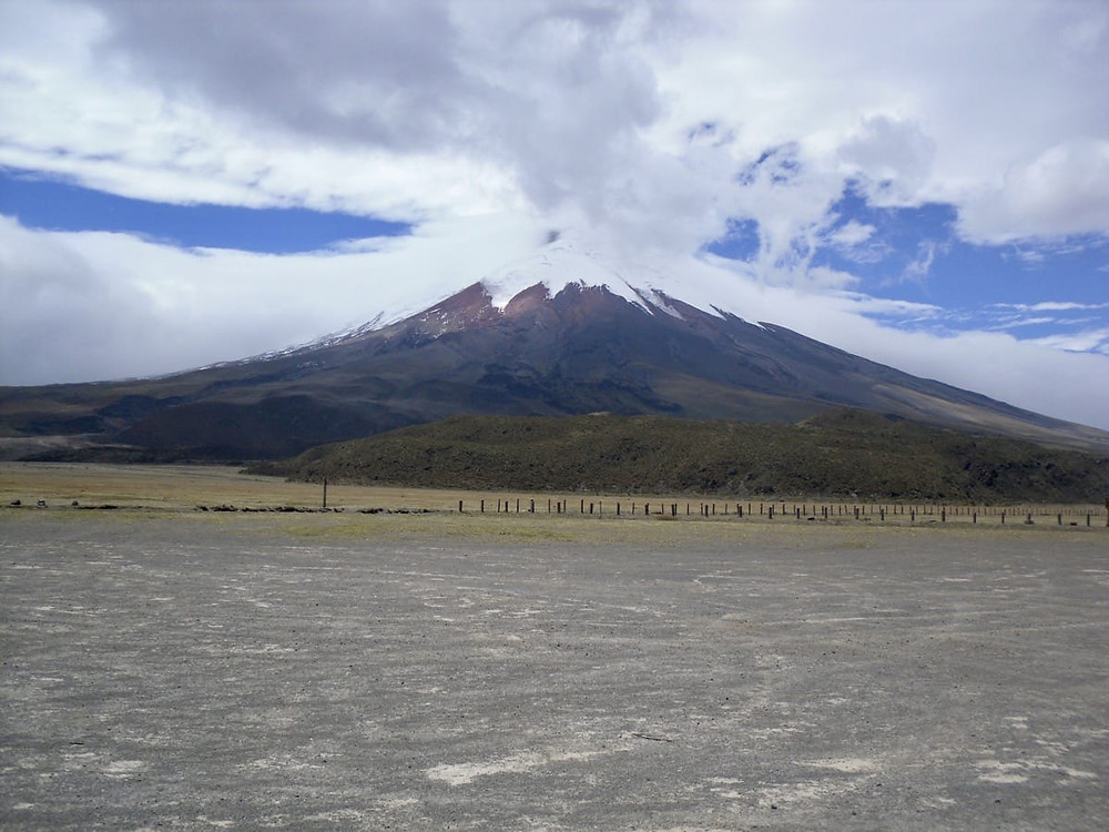 Cotopaxi in all its glory
