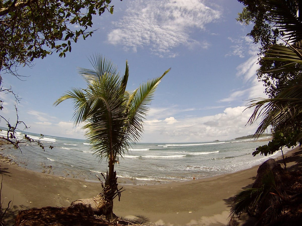 Punta Burica on the peninsula between Costa Rica and Panama