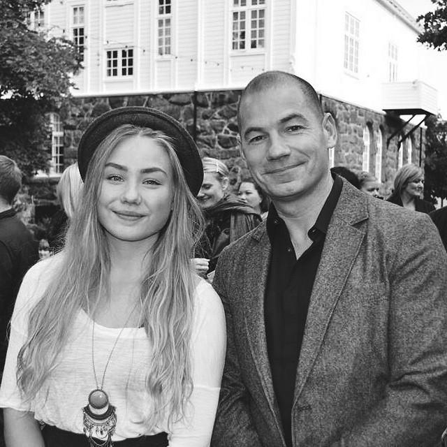 Karita and Jógvan