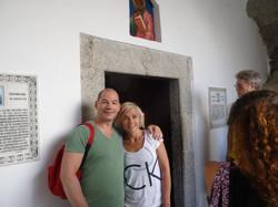 Patmos - John's cave