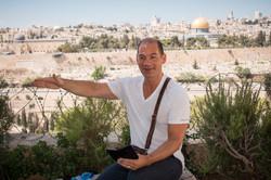 Teaching in Jerusalem