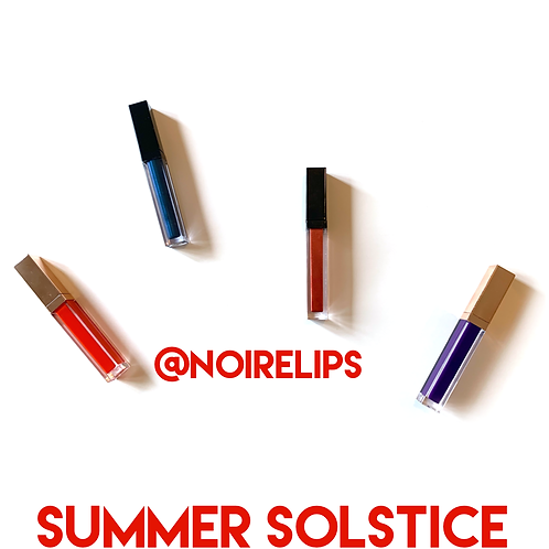 Summer Solstice Liquid Lips Full Collection