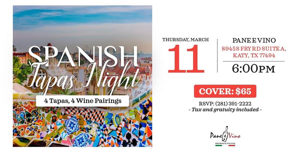 Spanish Tapas Night: A Special Evening