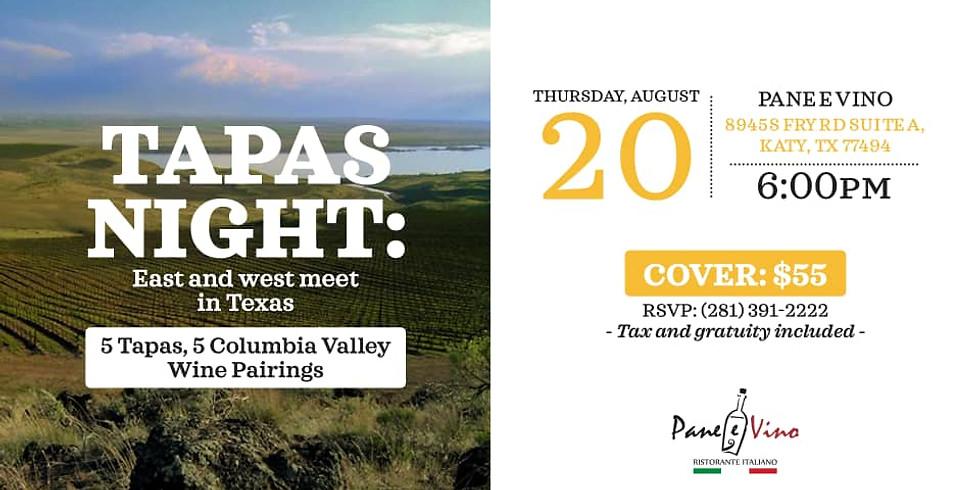 Tapas Night: East & West Meet in Texas