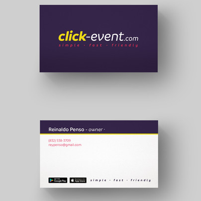 Click Event (Business Card)