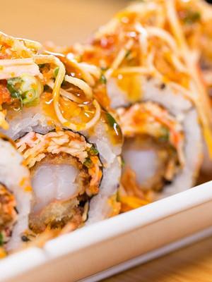 Miami Chef Roll