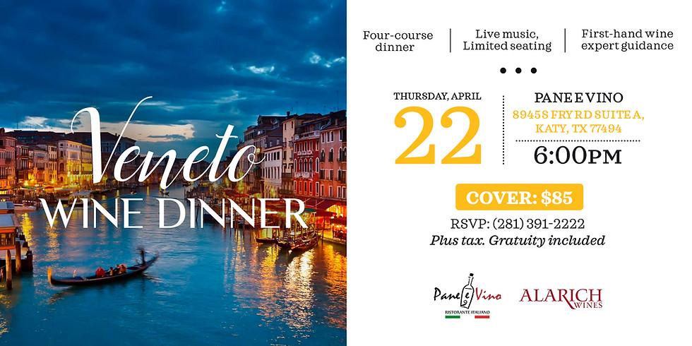 Veneto Wine Dinner