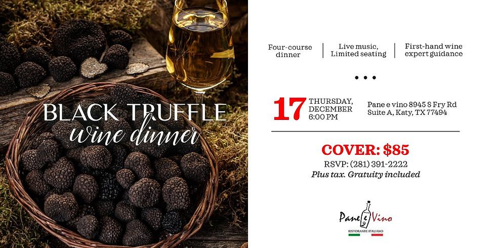 Black Truffle Wine Dinner
